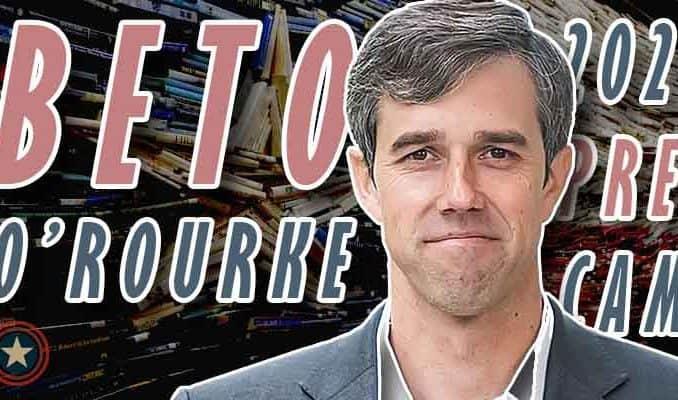 Beto prepares for 2020