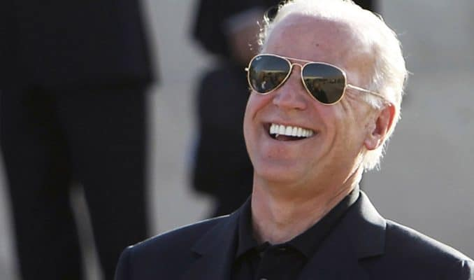 Joe Biden sunglasses