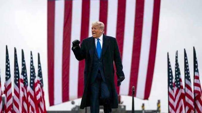 Make America Great Again - Donald Trump
