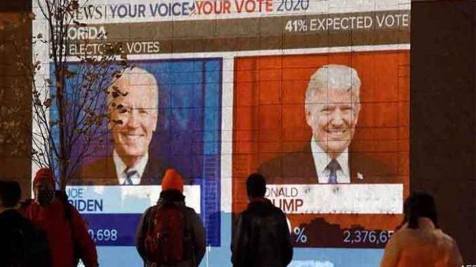 Florida voters watch polls